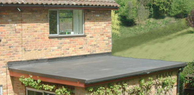 Rubber Flat Roofing Malvern & Upton Upon Severn - TDH Roofing